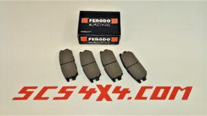 PASTIGLIE FERODO SCS4X4